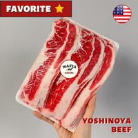 Daging Sapi Slice Yoshinoya / USA Beef Slice / Shortplate 500gr
