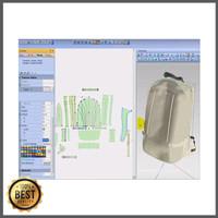 Software Design Textile Baju Optitex 11 Bonus versi 15 full