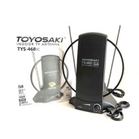 ANTENA TV INDOOR TOYOSAKI TYS-468AW Hitam