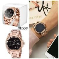 Jam michael kors smart watch MKT5004 Rosegold / MKT5001 Gold Original