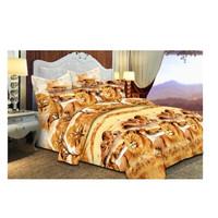 Bed Cover Nyenyak Safari - Single 160x220 - Single