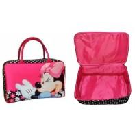 Tas koper baju anak Kanvas Besar Serbaguna Mini