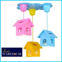 Lampu gantung kamar anak MODERN KID'S LAMP SERIES X pendant light