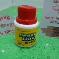 Minyak Rem Merah Aspira Dot 3 isi 50 ML Untuk Motor, Mobil, DLL