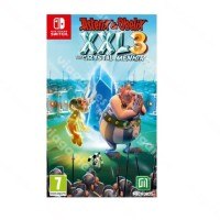 Switch Asterix & Obelix XXL 3 The Crystal Menhir (Euro)