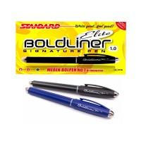 STANDARD PEN BOLDLINER ELITE 1.0