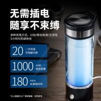 Botol Pembuat Air Hydrogen Alkali