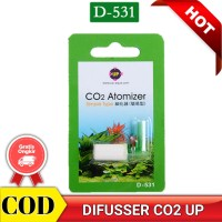 Difuser CO2 Atomizer Aquascape Simpel