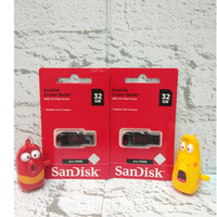 Flash Disk Sandisk CZ50 Cruzer Blade - 32GB