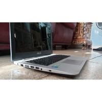 JUAL LAPTOP ASUS A455LN CORE I5 RAM 8GB VGA NVIDIA 840M
