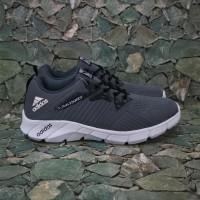 Sepatu Sneakers Adidas Alphabounce Running Pria Cowo Cowok Grade Ori