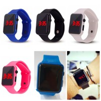 [TG] J138 Jam Tangan Digital LED Display Watch Elektronik