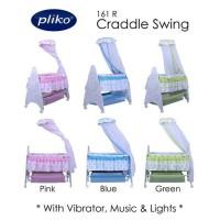 Baby Box Pliko 161R Craddle Swing
