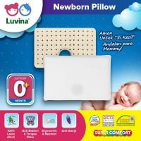 Luvina Bantal Latex Bayi / Baby New Born Anti Peyang
