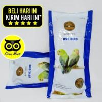 PAKAN MAKANAN HARIAN BURUNG LOVEBIRD BIJI MILLET MILET GOLD COIN 250GR