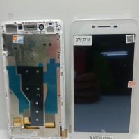 lcd+touchscreen oppo R7f+frime