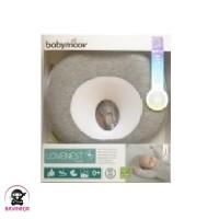 BABYMOOV Lovenest Plus Coolmax Bantal Bayi Peang Peyang Smokey - A0502