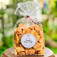 Double Cheese Puffs Kue Kering MISOL netto 100 Gr kemasan plastik