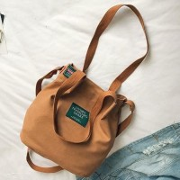 Tas Selempang Wanita Kanvas Living, Traveling, Share Shoulder Bag NEW