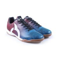 Sepatu Futsal Ortuseight FORTE HELIOS IN - Blue/Ortred/Black/White