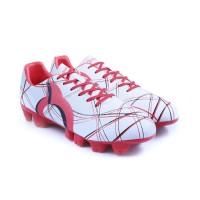 Sepatu Bola Ortuseight VENTURA FG - White/Red/Black