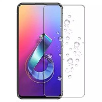 ASUS ZENFONE 6 2019 TEMPERED GLASS CLEAR ANTI GORES KACA