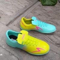 Sepatu futsal specs accelerator illuzion exocet in v8 legend series