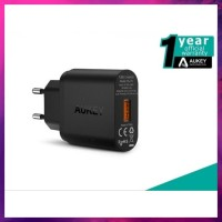 PROMO FAST QUICK CHARGING CHARGER AUKEY 3 3 0 WALL PA T9 ORIGINAL