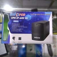 UPS Inforce 600VA with AVR IF 600 VA