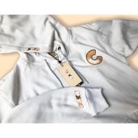 Jaket Hoodie Premium CAMOE Original desain Classic White Exclusive