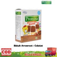Biskuit Arrowroot 110 gr Biscuit Anak Promina