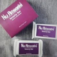 Nu Amoorea Beauty Bar 25gr Nu Amoorea Beauty Bar 25 gram
