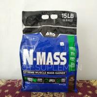 ANS N Mass 2 Lbs NMass Mass Gainer ECER / REPACK N Mass 2lb