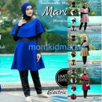 Baju Renang Muslimah Wanita Muslim Perempuan Dewasa ROCELLA MARINA