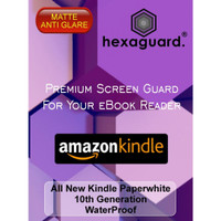 anti gores kindle paperwhite 4 10th gen matte screen protector guard