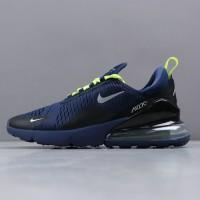Sepatu Nike Air Max 270 Seahawks Blue Volt Premium Original