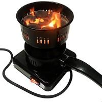 Kompor Shisa Areng Pembakaran Arang Shisha Hookah Elektrik Listrik