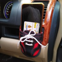 Tempat HP Kartu Flazz Mobil Fouring Multi Shoes Pocket Original