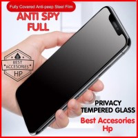 HUAWEI P20 PRO TEMPERED GLASS SPY FULL COVER SCREEN GUARD 9D 9H