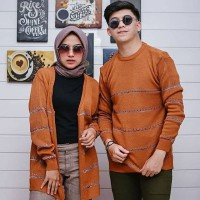 RYRAJUT COUPLE/FOTO ASLI BAJU RAJUT COUPLE/RAJUT PASANGAN