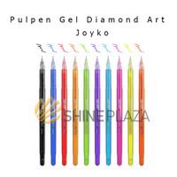 Pulpen Joyko Gel Pen Diamond Art GPC-301 0.5mm