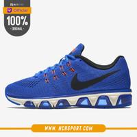 Sepatu Lari Nike Wmns Air Max Tailwind 8 Blue Original 805942-408