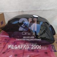 FUEL TANK TANGKI MEGAPRO PRIMUS 06 HITAM MERK TOKAIDO 17510-KEH-600BNS