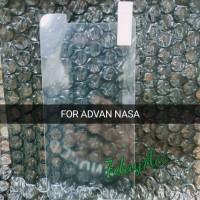 tempered glass Advan nasa anti gores kaca