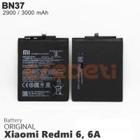 BATTERY BATERAI BATRE XIAOMI REDMI 6 REDMI 6A BN37 BN-37