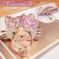 Iring Ring Stand Hello Kitty Diamond