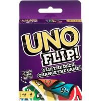 Kartu UNO FLIP UNO Card Double Side New Challenge 2 Sisi Bolak Balik