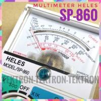 Heles SP-860 Mini Multimeter AVOmeter multitester