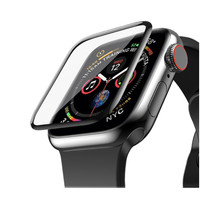Tempered Glass Apple Watch 40, 44mm Series 4, 5 Full Cover Anti Gores