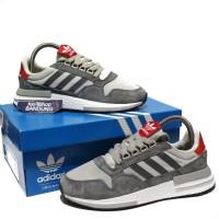 Sepatu Sneakers Adidas ZX500 RM Boost OG Grey Premium BNIB 39 - 44